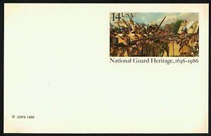 #UX114 14c Nacional Protector Heritage, Nuevo Cualquier 5=