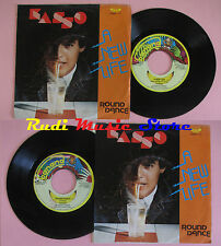 LP 45 7'' KASSO A new life Round dance 1984 italy BANANA ZBAN 7379 (*) cd mc dvd