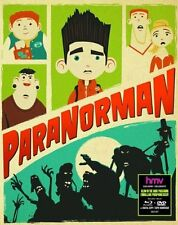 ParaNorman (Blu-ray/DVD/Bilingual)