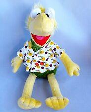 Manhattan Fraggle Rock Wembley Soft Toy Plush Stuffed Animal Jim Henson