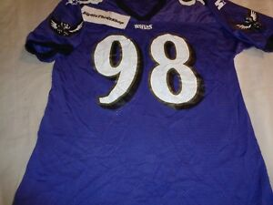 9427ffa1f36b Image is loading TONY-SIRAGUSA-STARTER-BALTIMORE-RAVENS-JERSEY-MENS-ADULT-