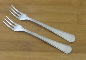 2-Two-Oneida-Fashionpoint-Cocktail-Seafood-Forks-5-3-4-034-EXC-Northland-Stainless