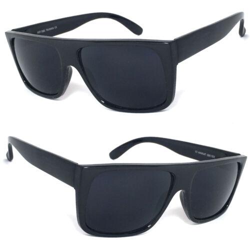 Classic Old School Eazy E Flat GANGSTER CHOLO Sunglasses Super Dark UV Protect