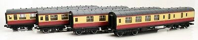 Model Railroads & Trains Oo Scale 4 Assorted Oo Hornby Coaches 3h