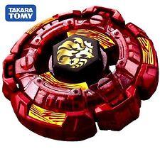 TAKARA TOMY / HASBRO RED Fang Leone W105R2F Rare WBBA BURNING CLAW Beyblade