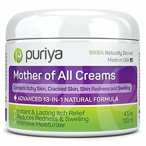 Details about Mother of All Creams Moisturizing Cream for Dry Skin Eczema  Dermatitis Rashes