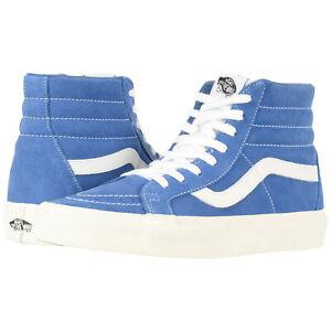 Detalles de Zapatos de Skate Vans Sk8 Hi Retro Sport Azul ver título original
