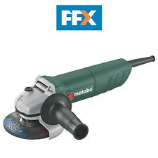 Metabo W750-115/2 240v 700w 4.5in Angle Grinder with Restart Protection