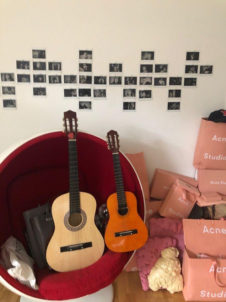 Andet, andet mærke Guitar