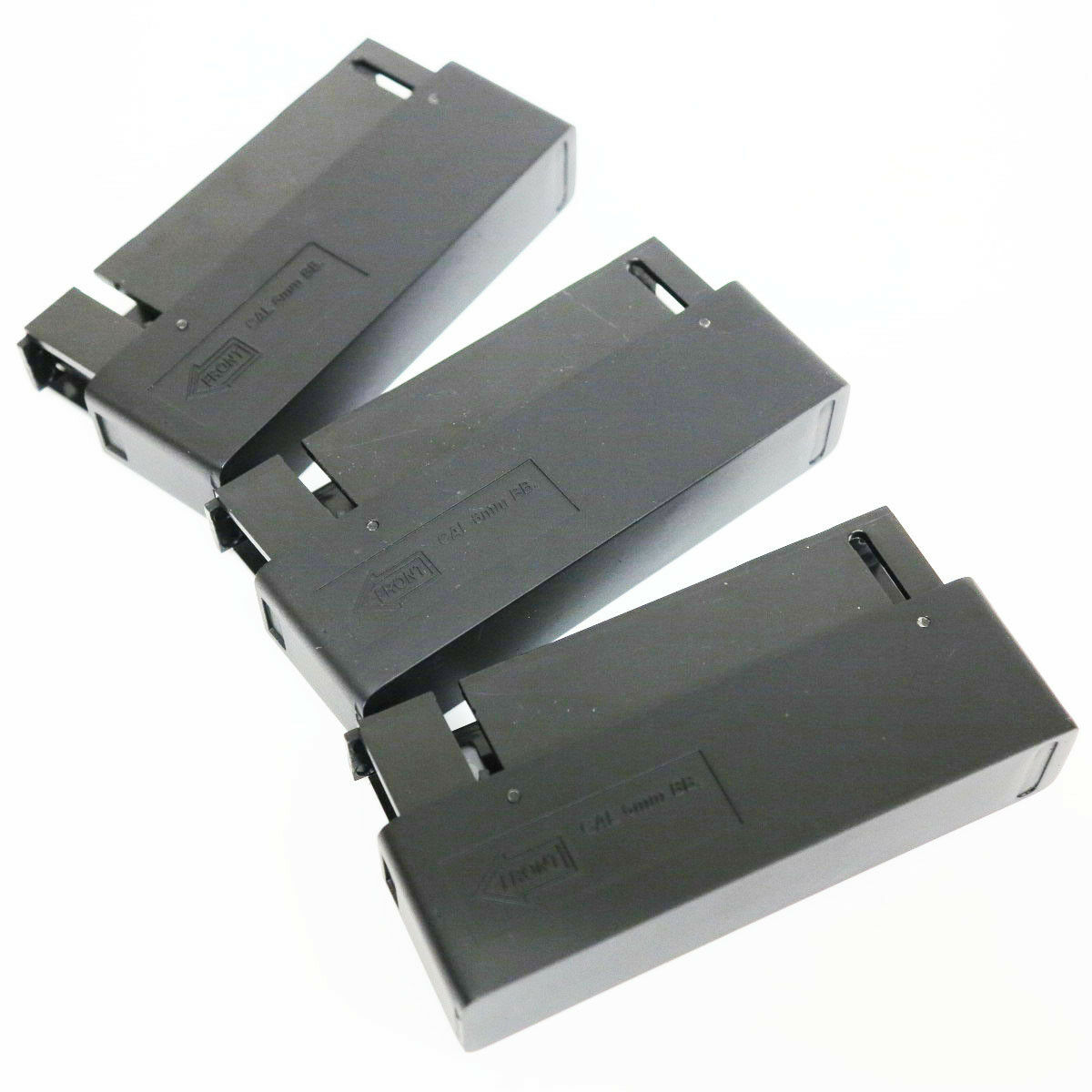 Airsoft WELL L96 25rd Magazine for MB01   MB04   MB05   G21   G22 Sniper (3pcs)