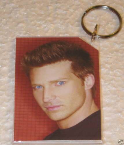 STEVE BURTON Keychain THE YOUNG AND THE RESTLESS Dylan GENERAL HOSPITAL Jason
