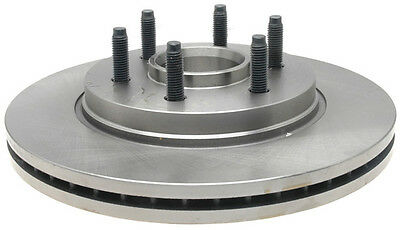 Disc Brake Rotor and Hub Assembly-Silver Front FEDERATED SB680178