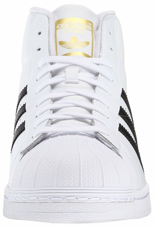 Adidas Férfi Pro modell Sneaker fehér / fekete S85956