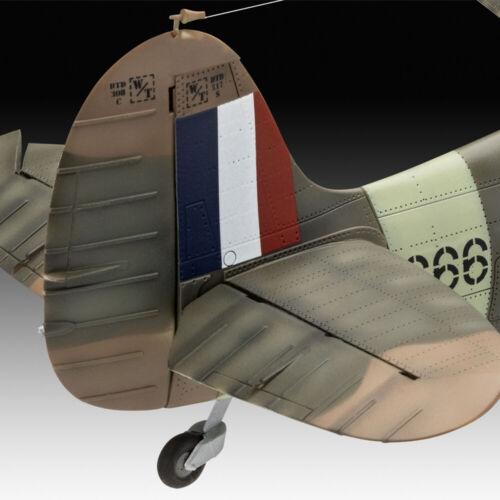 REVELL IRON MAIDEN Aces High Spitfire Mk II Plane Model Kit-Échelle 1:32-05688