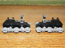 Athearn HO Parts F45 FP45 Geared Locomotive Trucks w/ Cast Frames