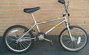 Gt Powerlite Vintage Bmx Bicycle Vertigo Sport Bike Classic P19