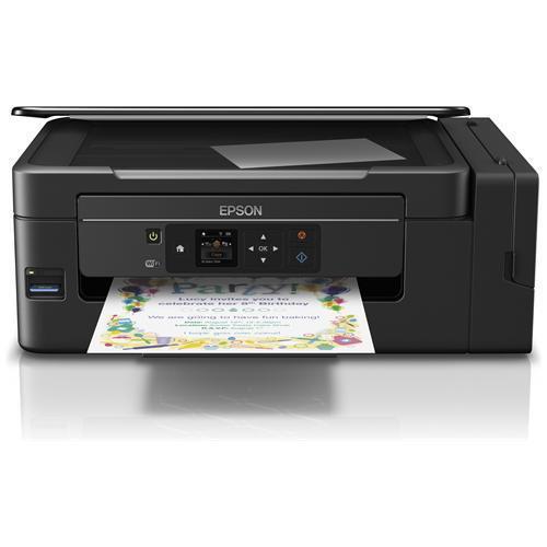 EPSON Stampante Multifunzione EcoTank ET-2600 Inkjet a Colori Stampa Copia Scans