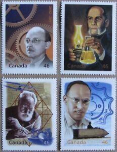 1832a-d-CANADA-MNH-4-stamps-from-Hardbound-Millennium-Book