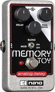 Electro-Harmonix-Memory-Toy-Analog-Echo-Chorus-free-shipping