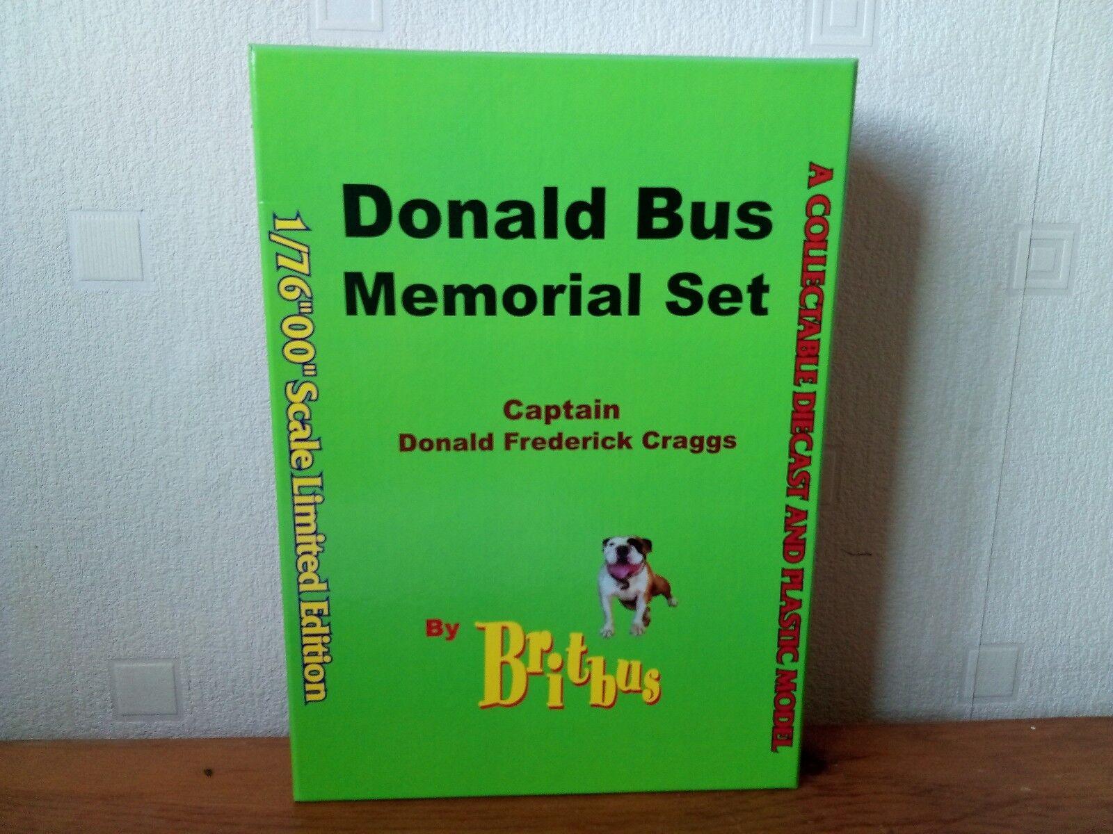 BRITBUS DONALD CRAGGS BUS SET