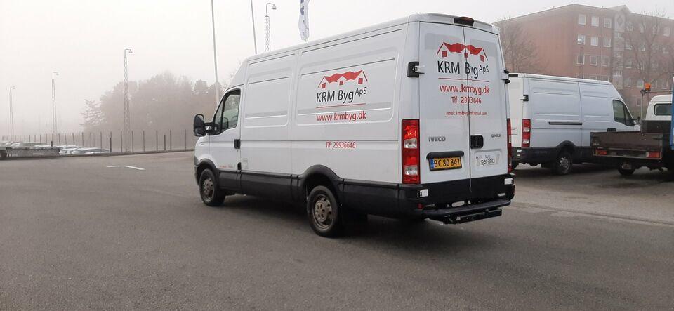 Iveco Daily 2,3 35S13 13,2m³ Van AG Diesel aut. Automatgear