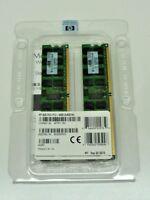 Sealed Hp 497767-b21 8gb (2x4gb) Pc2-6400 Server Memory Kit 499277-061
