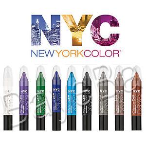 NYC-Waterproof-City-Proof-24HR-Eyeshadow-Crayon-Fat-Chubby-Chunky-Pencil