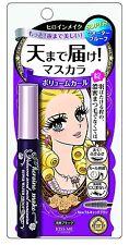Heroine Makeup volume & Curl Mascara Super WP BLACK #R191 F/S