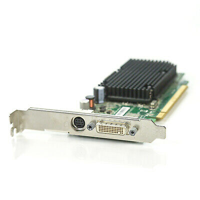 Low Profile Metal Bracket for Video Cards w//DMS-59 and S-Video Ports