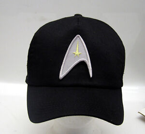 Details about STAR TREK New Movie Command Insignia Baseball Trucker  Cap Hat(STHAM01) fcc91f3bb73