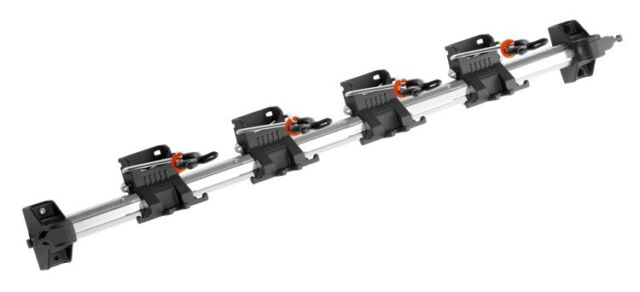 Combisystem Tool Rack Gardena 3501 Tool Holder Horizontal Wall Rack Holds 60kg