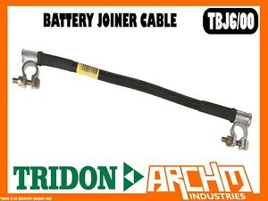 TRIDON-TBJ6-00-BATTERY-JOINER-CABLE-SIZE-70mm-00-B-amp-S-LENGTH-150mm-6-034