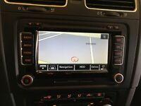 VW Golf VI 2,0 GTi DSG,  5-dørs