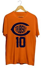1265ef984 Image is loading Mitch-Trubisky-Chicago-Bears-T-Shirt