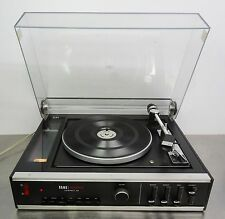 vintage hifi - ELAC Compact 20 high fidelity Receiver Miracord 625 Turntable