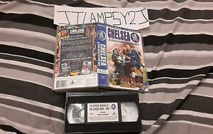 Chelsea FC  The Official Chelsea End Of Season Review 19961997 VHS  PAL VGC - <span itemprop='availableAtOrFrom'>Waterlooville, United Kingdom</span> - Chelsea FC  The Official Chelsea End Of Season Review 19961997 VHS  PAL VGC - Waterlooville, United Kingdom