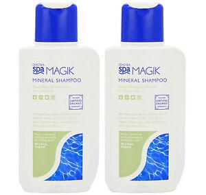dead sea spa magik shampoo