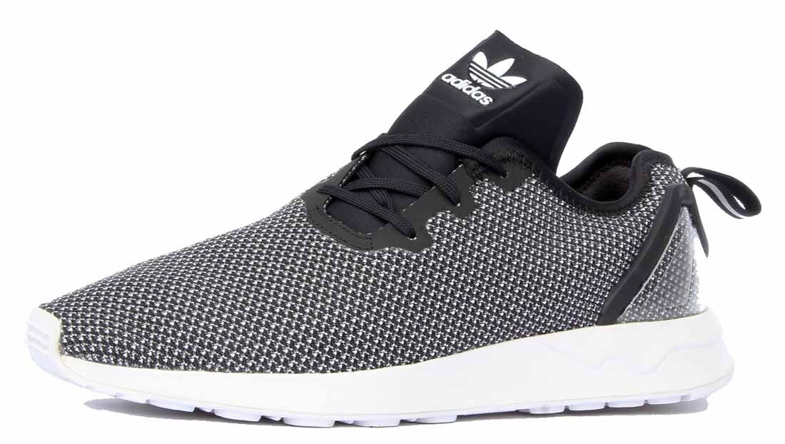 Adidas ASYM Originals ZX FLUX ADV ASYM Adidas Grau Herren Sneakers Schuhe (S-227) d40b03