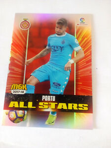Chrome-Football-Mgk-All-Stars-Portug-Gerone-F-C-n-295-Liga-2017-2018