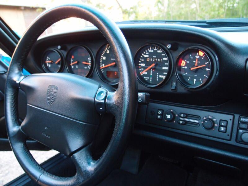 Porsche 911 Targa aut. - 6