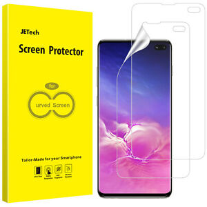 JETech-Screen-Protector-for-Galaxy-S10-Plus-S10-TPU-Ultra-HD-Film-2-Pack