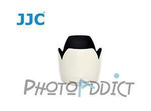 JJC-Pare-soleil-Blanc-LH-83II-equivalent-Canon-ET-83II