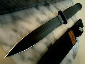 Mtech-Blackout-Dual-Combo-Edge-Dagger-Combat-Hunter-Knife-440-11-1-2-034-225-New