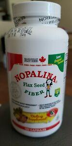 Nopalina Flax Seed Plus Fiber Weight Loss Digestion W Omega 3 6 9