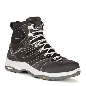 Scarpe donna hiking AKU MONTERA Gore-Tex col.brown//violet