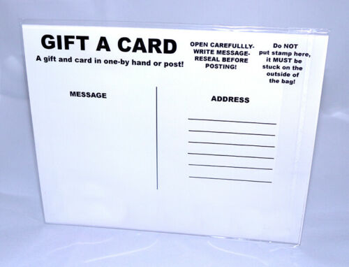 Poem Gift Card with Mount and Photo-send in the post!