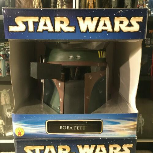 2002 Star Wars Masks & Helmets Boba Fett Mandalori