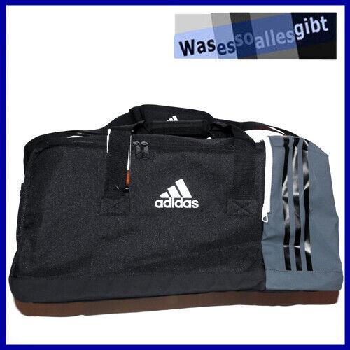 SCHNÄPPCHEN! adidas Tiro Teambag M \ schwarz/grau \ #Z 9814