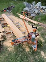 Sawmill  Cranbrook British Columbia Preview