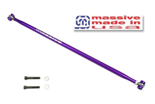 Massive Panhard Adjustable Bar Rod 05-14 Mustang GT 500 S197 3.7 4.0 4.6 5.0 5.4